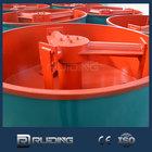 pan type sand cement mixing machine