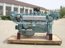 Sinotruck marine engine WD415 WD615 WD618(D12) power range from 125-450hp