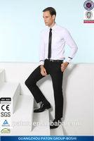Men Shirt, Fashionable Business Long Sleeve Shirt, Men and Ladies Shirt Design,Competive Price,Custom-made,SRM-DE-29