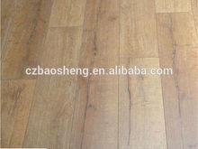 waterproof Brown/Green HDF 2014 export hot selling laminate flooring