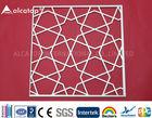 Building Project Decorative Aluminum Perforated Panels