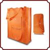 custom nonwoven shopping bag foldable