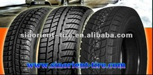 Chinese studded snow tire P235/55R17 with DOT