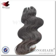 Hair Wholesal Distributor body wave remy virgin indian long hair braid