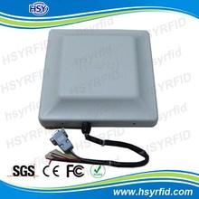 IP65 waterproof 2~5 meters long range passive rfid tag reader