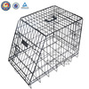 Slop Design Metal Material Indoor Dog Cage