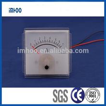 Analog current meter 60x60 AC ammeter digital voltage/ ampere meter