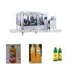 Newest design plastic bottle juice filling machine/production line