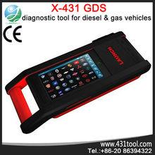 High performance Original Launch X-431 GDS launch x431 master iv universal auto scanner