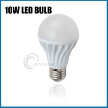 120~140 degree white Aluminum house 9w LED bulb, High Lumen LED light E27/E22 CE ROHS certified a60 led bulb,aluminum led light