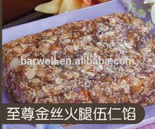2014 hot sale Chinese five kernels Mooncake paste