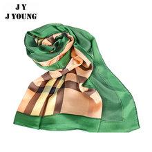 China supplier alibaba wholesale designer brand twill silk scarf