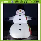 High quality giant cheap lighting inflatable christmas snowman