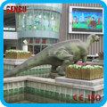 2014 caliente de la venta creciente dinosaurios en agua de extremo a extremo de la venta