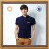 men's plain polo shirt/OEM polo shirt/pique polo shirt