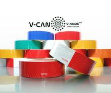 DOT Reflective Stripe, Reflective Tape And Sticker, FMVSS Approved, HI-INT-180012