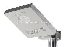 High brightness outdoor solar street light,5w solar street light fitting