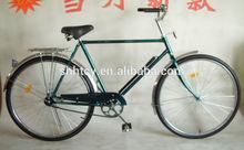 "26"" male green city bike (SH-TR009)"