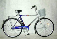 "28"" Russia model male green city bike (SH-TR015)"
