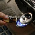 Coche aroma difusor de aceite/ambientador de aire/enchufe en aceite esencial de volatilización difusor de aceite esencial por calentamiento suave- coche aromister