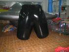pvc inflatable shorts
