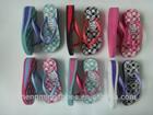 2014 new women FLIPFLOP sandals with PVC strap