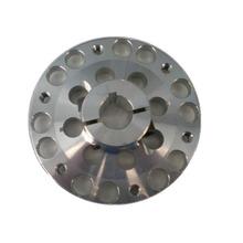 Custom cnc aluminum parts 5 axes