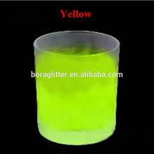 High quality Solvent based Luminous Night Glow in Dark Powder