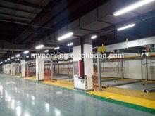 2 Level Mechanical Parking Equipment/ 3d Puzzle Parking System/Smart Parking Lift Auto Parking