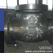 API Stainless Steel Flange Type Check Valve 826