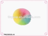 cheap multicolor hair bun manufacturer