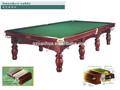 Golden Warior -Classic European Design Snooker Table