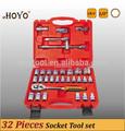 32 peça mecânico profissional tool kit set