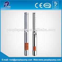standard 100QJ4 deep well water pumps