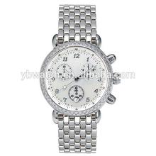 YB 3004 ladies fancy sapphire quartz famous swiss watch brands logos