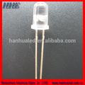 led باعث الأشعة تحت الحمراء 850nm 5mm ir led الضوئي pin