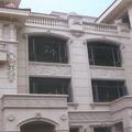 Costruzione scultura di pietra relievo decorare casa r