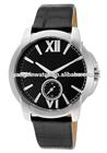 Relogio man brand fashion genuine leather watch men