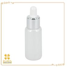 empty wholesale frosted 30ml glass dropper bottles