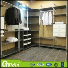 Home interior wooden cloakroom wardrobe furniture agw022