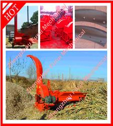 chaff crusher and cutter/mobile chaff cutter/hay cutter