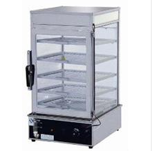 HOT SALE! PFGM.500L PERFORNI STEAMER - TABLE-TOP ELECTRIC PAU STEAMER forFrozen buns