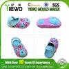New style Children EVA clog shoe Plastic moulding