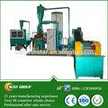metal de alta tensão eletrostática máquina de separação