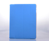 For ipad 2 leather case with Strong magnetic wake sleep function