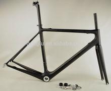 Wholesales bike!Chinese cheap dirt bike, Dengfu super light road bike Di2/common groupset frame 27.2 seatpost Fm021 ,