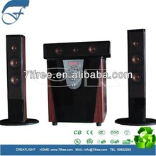 china factory wholesale prices 10 inch subwoofer 3.1 speaker USB/SD/FM/LED