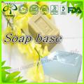 Vente en gros savon de glycérine/base de savon transparent/organique à base de savon