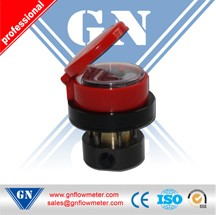 CX-FCFM fuel consumption flow meter\analog output diesel fuel oil flow meter