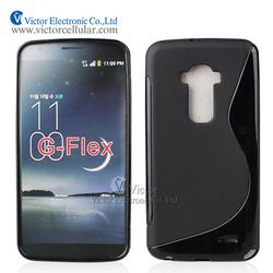 Factory Cheap Clear S TPU gel Case For LG G Flex D950 D959